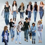 So kombinieren Sie die Boyfriend-Jeans