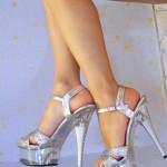Entspannt laufen in High Heels