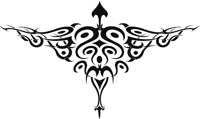 Tribal, Symbol, Bird