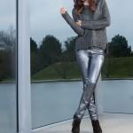 Metallic-Look versüßt Herbst und Winter