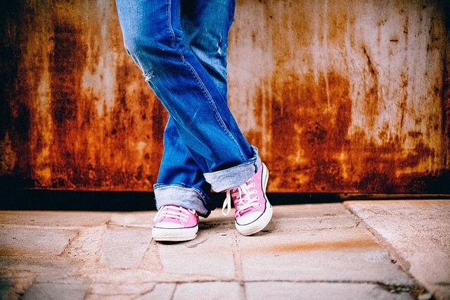 Feet, Legs, Standing