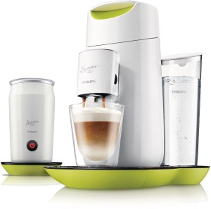 Philips HD7874/10 Senseo Twist & Milk Kaffeepadmaschine