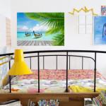 Traumhaft schöne Wände für Schlafzimmer und Wohnung