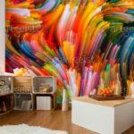 Kunst an der Wand für mehr Flair